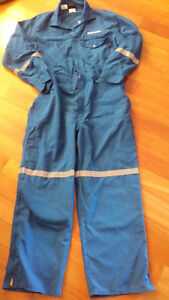 PPE FR Winter Jacket LARGE & Coveralls SIZE 46, 48 for Sale