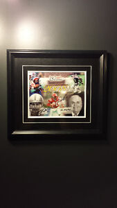 CFL Hall of Fame Signed Photo