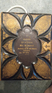 1873 Holy Bible