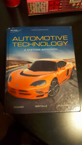Automotive Technology, A systems approach - Second edition