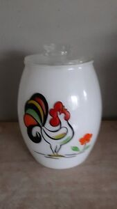 old cookie jar in very good condition. 10$