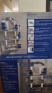 Odyssey Shower Cady New In Box