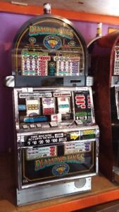 Slot Machine Service IGT Bally. Upgrades and battery issues.
