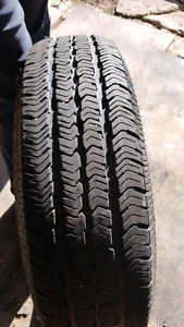 All season tires 225 75 R16