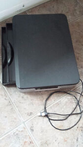 Computer Monitor Riser with USB Ports