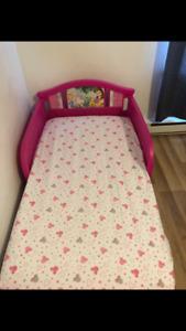 Petit lit de princesse
