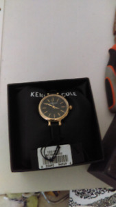 Woman Kenneth Cole watch