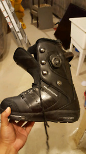 K2 T1 snowboard boots with BOA size 8