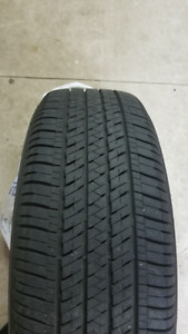 All season tire - Bridgestone - 235/65R18 - almost brand new