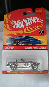 HOT WHEELS CLASSICS SERIES 2 SHELBY COBRA 427 S/C **ERROR CAR***