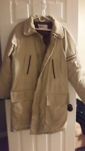 Men's Winter Coat (full length)