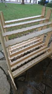 rack pour cannes à pêche
