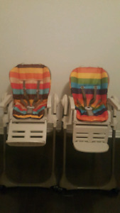 Polly Chicco High chair