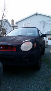 2002 Subaru Impreza 2.5ts Hatchback lifted H6 swapped monster