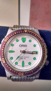 Oris Vintage Diver Watch