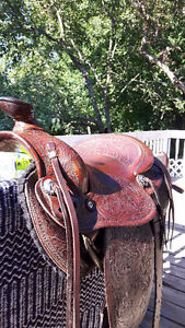 Selle Western Antique