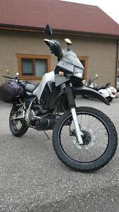 2006 KLR650