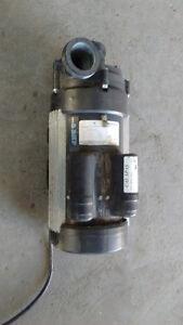 moteur de SPA 5bhp