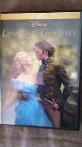 New Cinderella DVD