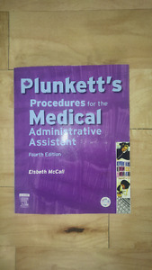 Plunkett's Procedures for the Medical Administration Assistant