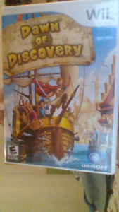 Dawn of Discovery pour Wii