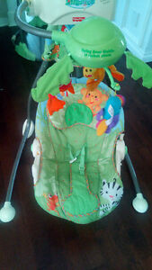Fisher Price Rain-forest swing