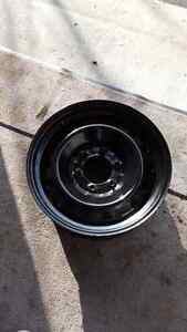 "Winter Rims 6X139.7, 17"", M12x1.5, 106. 3mm bore"