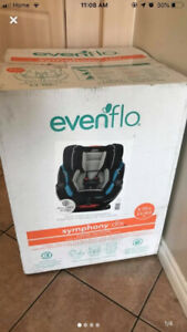 Evenflo Symphony DLX 3 in 1 Car Seat