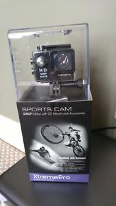 XtremePro HD 1080p WiFi Sports Camera