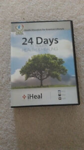 Brand New 24 Days to Realistic Health & Healing Kit