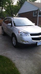 2010 Chevrolet traverse loaded saftied and etested