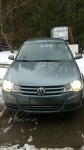 2009 Volkswagen Golf City Sedan