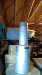 roof pipe flanges