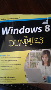 New Windows 8 for Dummies Book