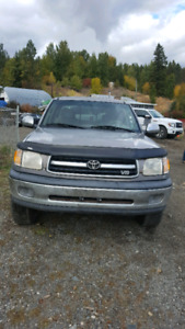 2002 Chev 4x4 extended cab