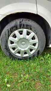 205/65R15 tires with rims