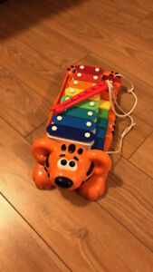 Kid musical toy