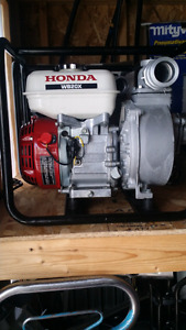 Honda water pump WB20X