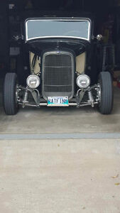ALL STEEL 1932 FORD FOR TRADE OR SALE