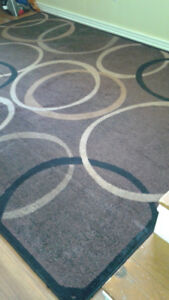 """large area rug 7ft11'X10ft4"""""""