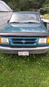 2 ford rangers