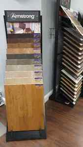 FLOORING - HARDWOOD - LAMINATE - ENGINEERED - VINYL PLANK