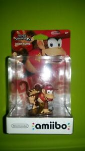 Nintendo Amiibo Diddy Kong US NA Version Super Smash Bros Ninten
