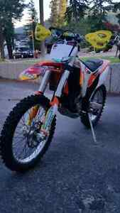 2013 KTM 450 XC  Recluse sale or trade for 250 or 300 2 stroke