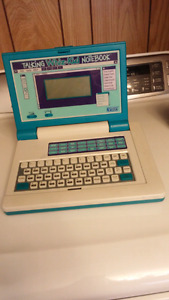 Vtech talking notebook