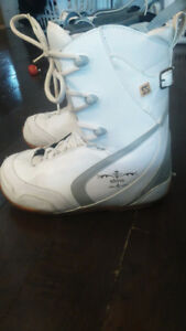 Womens Sims snowboard boots size 7