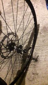 27.5 syncross front wheel
