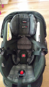 Britax Stroller/Infant Carseat Combo
