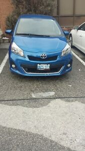 2012 Toyota Yaris Hatchback