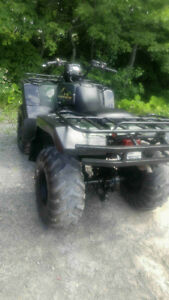 yamaha grizzly 600 4x4 1999